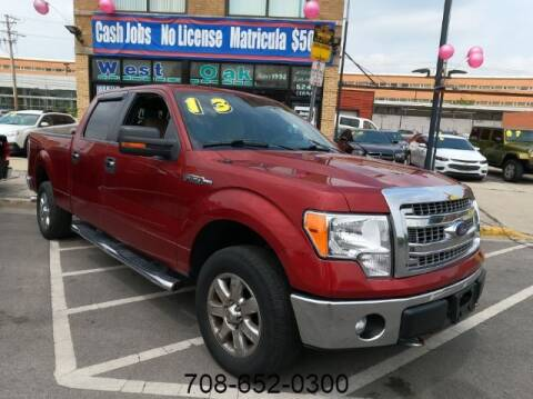 2013 Ford F-150 for sale at West Oak in Chicago IL
