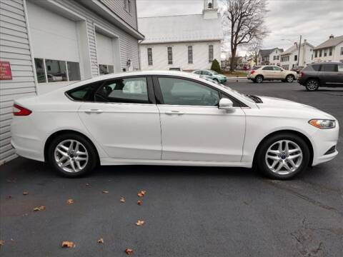 2016 Ford Fusion for sale at VILLAGE SERVICE CENTER in Penns Creek PA