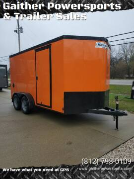 2020 Haulmark TSV714T2 for sale at Gaither Powersports & Trailer Sales in Linton IN