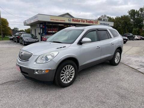 2011 Buick Enclave for sale at H4T Auto in Toledo OH