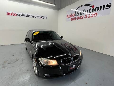 2011 BMW 3 Series for sale at Auto Solutions in Warr Acres OK