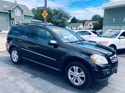 2009 Mercedes-Benz GL-Class for sale at SHEFFIELD MOTORS INC in Kenosha WI