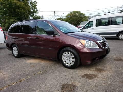 2008 Honda Odyssey for sale at Moor's Automotive in Hackettstown NJ
