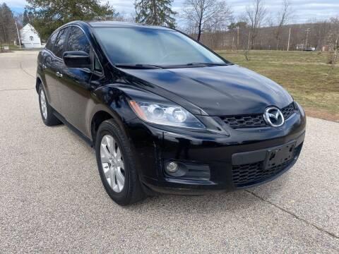 2007 Mazda CX-7 for sale at 100% Auto Wholesalers in Attleboro MA