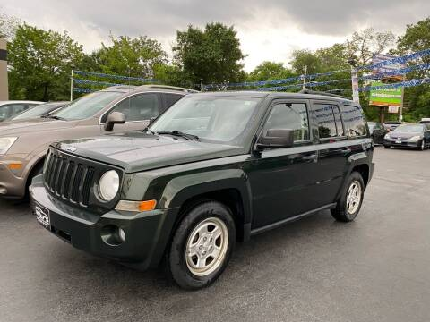 2010 Jeep Patriot for sale at WOLF'S ELITE AUTOS in Wilmington DE
