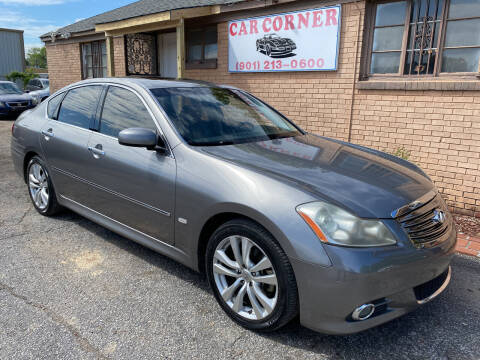 2008 Infiniti M35 for sale at Car Corner in Memphis TN