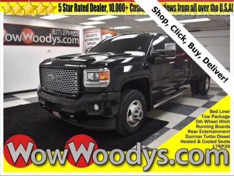 2017 GMC Sierra 3500HD for sale at WOODY'S AUTOMOTIVE GROUP in Chillicothe MO