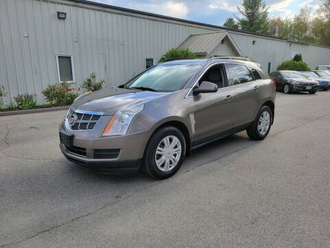 2011 Cadillac SRX for sale at Pelham Auto Group in Pelham NH