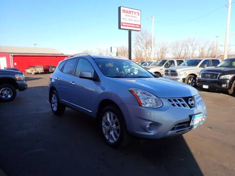 2011 Nissan Rogue for sale at Marty's Auto Sales in Savage MN