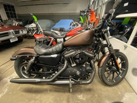 2019 Harley Davidson Sportster Iron for sale at Village Auto Sales in Milford CT