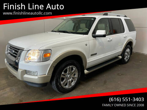 2007 Ford Explorer for sale at Finish Line Auto in Comstock Park MI