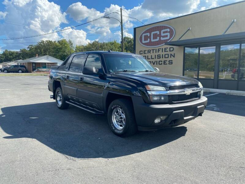 2004 Chevrolet Avalanche for sale at EMH Imports LLC in Monroe NC