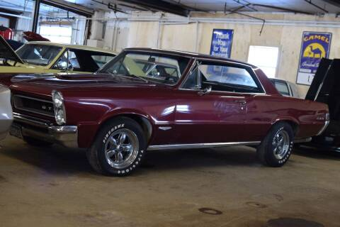 1965 Pontiac GTO for sale at Hooked On Classics in Watertown MN