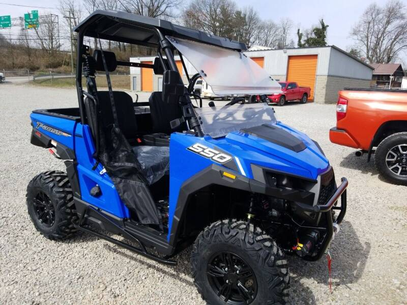 2021 Bennche  T Boss 550 for sale at W V Auto & Powersports Sales in Cross Lanes WV