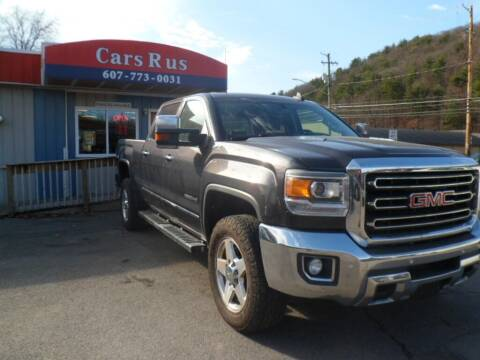 2015 GMC Sierra 2500HD for sale at Cars R Us in Binghamton NY