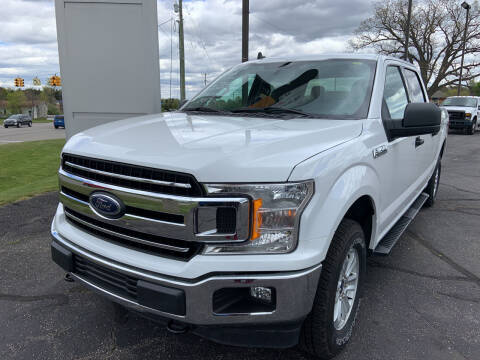 2019 Ford F-150 for sale at Blake Hollenbeck Auto Sales in Greenville MI