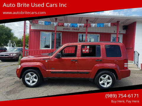 2009 Jeep Liberty for sale at Auto Brite Used Cars Inc in Saginaw MI
