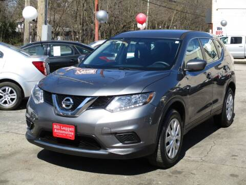 2016 Nissan Rogue for sale at Bill Leggett Automotive, Inc. in Columbus OH