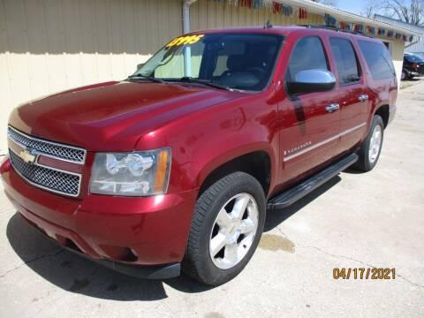 2009 Chevrolet Suburban for sale at Lincoln Way Motors II in Cedar Rapids IA