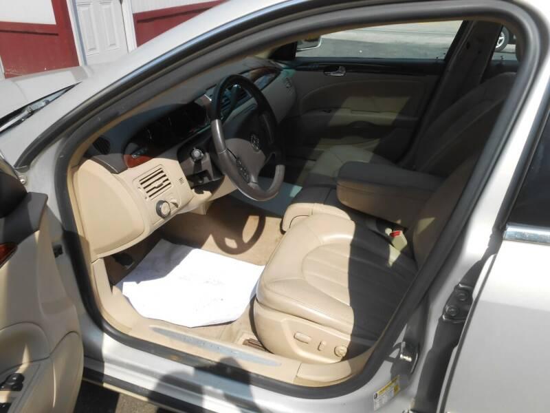 2007 Buick Lucerne CXL V6 4dr Sedan - Penn Hills PA