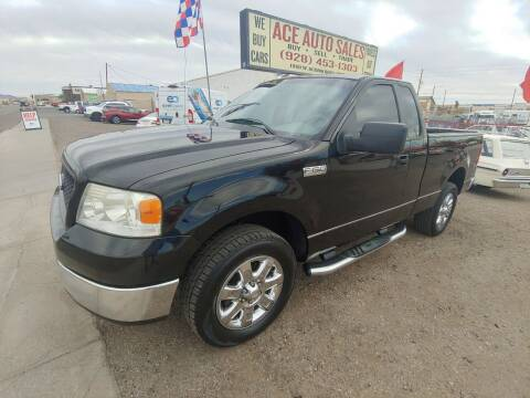 2005 Ford F-150 for sale at ACE AUTO SALES in Lake Havasu City AZ