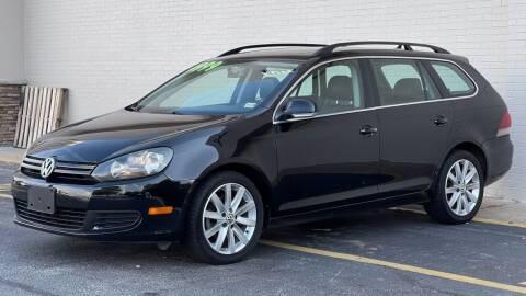 2011 Volkswagen Jetta for sale at Carland Auto Sales INC. in Portsmouth VA