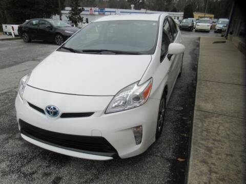 2015 Toyota Prius for sale at 1st Choice Autos in Smyrna GA