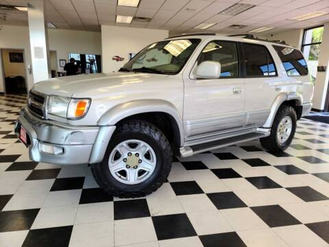 2000 Toyota 4Runner for sale at Cool Rides of Colorado Springs in Colorado Springs CO