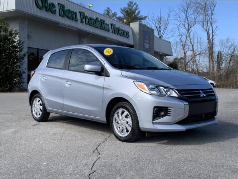 2021 Mitsubishi Mirage for sale at Ole Ben Franklin Mitsbishi in Oak Ridge TN