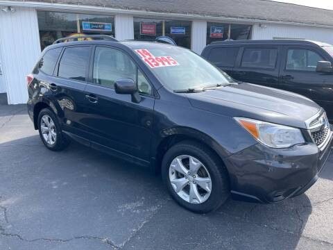 2014 Subaru Forester for sale at Chilson-Wilcox Inc Lawrenceville in Lawrenceville PA