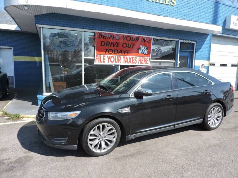 2013 Ford Taurus for sale at Drive Auto Sales & Service, LLC. in North Charleston SC