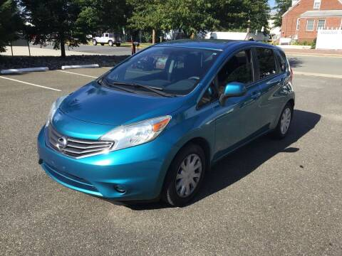 2014 Nissan Versa Note for sale at Bromax Auto Sales in South River NJ