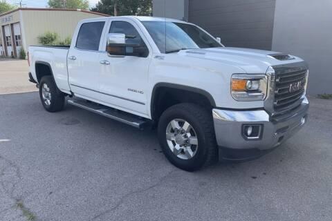 2018 GMC Sierra 2500HD for sale at Truck Ranch in Logan UT