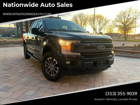 2020 Ford F-150 for sale at Nationwide Auto Sales in Melvindale MI