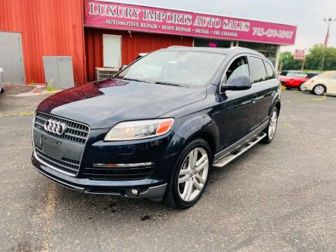 2008 Audi Q7 for sale at LUXURY IMPORTS AUTO SALES INC in North Branch MN
