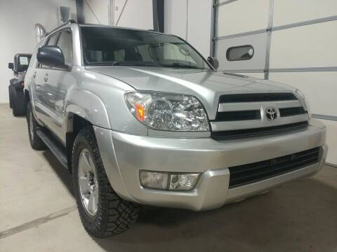 2003 Toyota 4Runner for sale at MULTI GROUP AUTOMOTIVE in Doraville GA