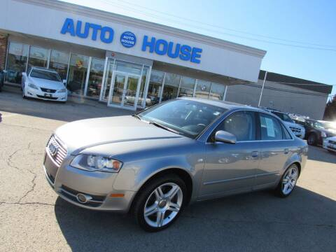 2006 Audi A4 for sale at Auto House Motors in Downers Grove IL