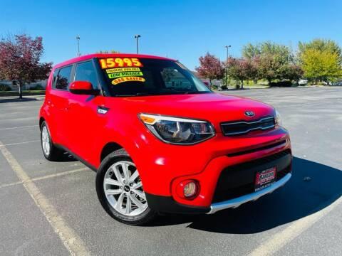 2018 Kia Soul for sale at Bargain Auto Sales LLC in Garden City ID