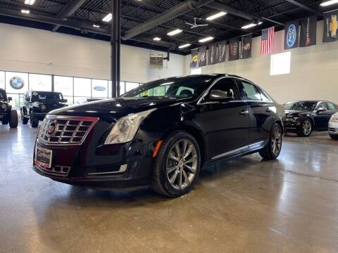 2013 Cadillac XTS for sale at CarNova in Sterling Heights MI