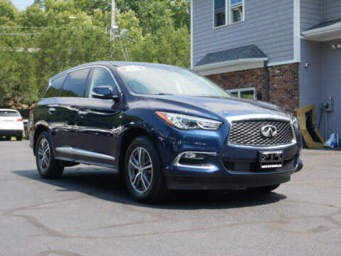 2018 Infiniti QX60 for sale at Canton Auto Exchange in Canton CT