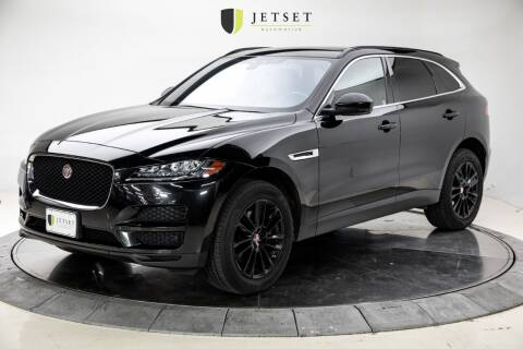 2017 Jaguar F-PACE for sale at Jetset Automotive in Cedar Rapids IA