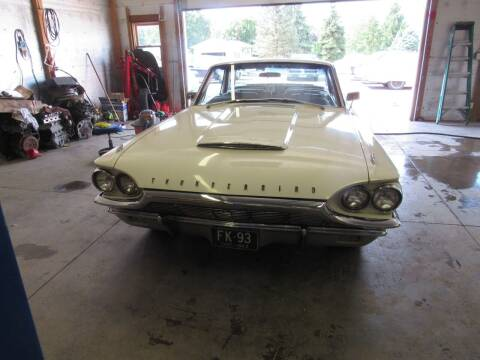 1964 Ford Thunderbird for sale at Whitmore Motors in Ashland OH