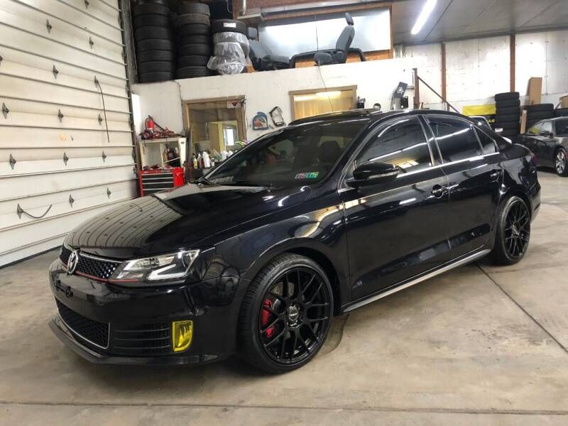 2015 Volkswagen Jetta for sale at T James Motorsports in Gibsonia PA