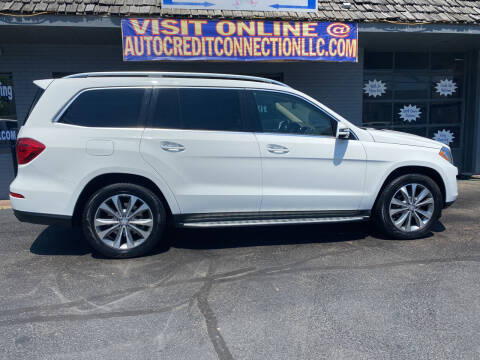2014 Mercedes-Benz GL-Class for sale at Auto Credit Connection LLC in Uniontown PA