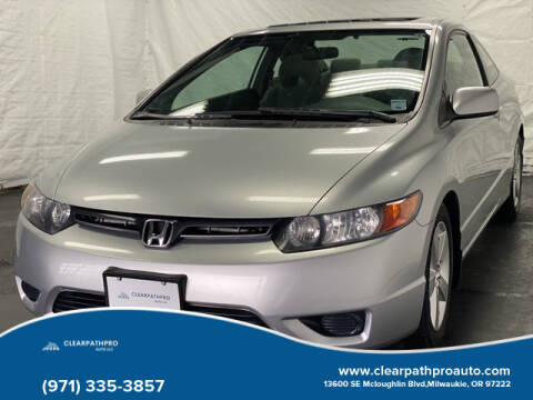 2008 Honda Civic for sale at CLEARPATHPRO AUTO in Milwaukie OR