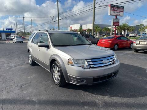 2008 Ford Taurus X for sale at Sam's Motor Group in Jacksonville FL
