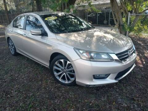 2013 Honda Accord for sale at Royal Auto Mart in Tampa FL