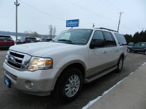 2010 Ford Expedition EL for sale at Leitheiser Car Company in West Bend WI