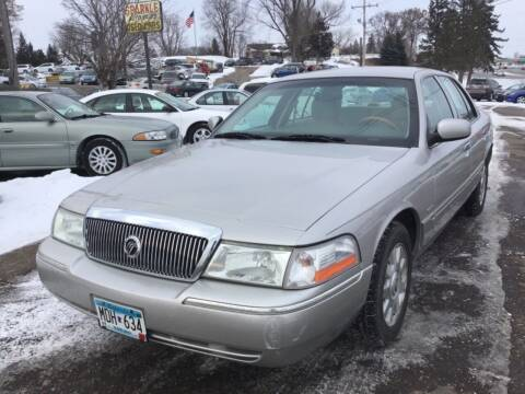 2004 Mercury Grand Marquis for sale at Sparkle Auto Sales in Maplewood MN