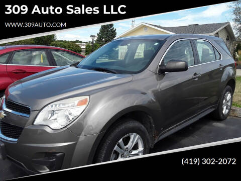 2010 Chevrolet Equinox for sale at 309 Auto Sales LLC in Harrod OH